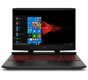 HP-OMEN-15-Gaming-Laptop-Intel-i5-9th-12GB-RAM-1TB-HD-128GB-SSD-GTX-1650-Black