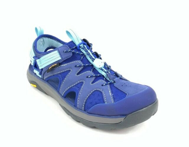 bedc9c1e6e6a0 Teva Women's Terra-Float Active Waterproof Leather Quick-lace Hiking Shoes