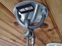 Ceiling Anchor Wall Mount Bracket Suspension Pull Trainer Straps Bands Harddisk
