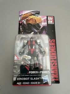 New Sealed Hasbro Transformers POTP Power Of The Primes Dinobot Slash 2017