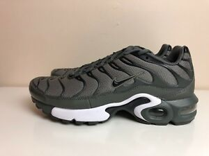 Details zu Nike Air Max Plus TN GS Womens Green UK 6 EUR 39 655020 056