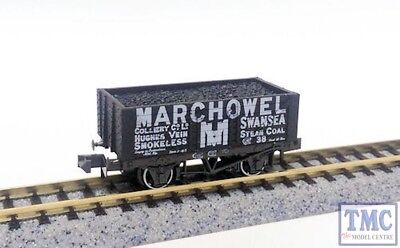 Marchowel Colliery Removing Obstruction Nr-p420 Peco N Gauge Coal 7 Plank