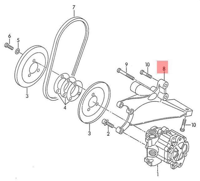 1999 Volkswagen Wiring Diagram