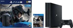 Sony-PlayStation-4-Pro-1TB-Call-of-Duty-Modern-Warfare-Console-Bundle-New-NIB