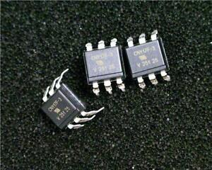 5-x-Vishay-CNY17F-3X006-DC-Input-Phototransistor-Output-Optocoupler-6-Pin