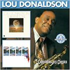 A Different Scene/Color as a Way of Life by Lou Donaldson (CD, Mar-2006, Collectables)