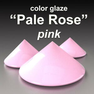 """#fr """"rose Pâle"""" Double Quantité Basf Emaux Glaçure Couleur Céramique Earthenware"""
