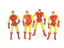 "Marvel Universe Classic Armour Iron Man, All 4 Variants, Avengers 4"" Figure"