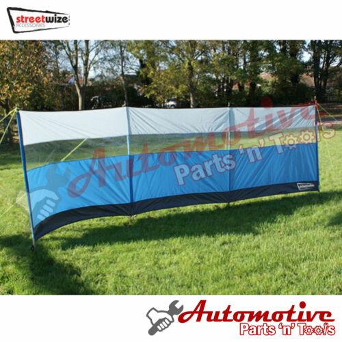 Leisurewize Outdoor Camping Caravane Sun /& Wind Break ABRI écran 500 x 140 cm