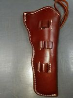 Triple K 916 Lined Western Holster Ruger Super Blackhawk 6 1/2 .45 Cal
