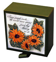 Sunflowers Box Of 200 Lori Voskuil-dutter Loose Leaf Note Sheets