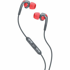 Skullcandy Fix S2FXFM318 In Ear Earphones with Mic (Gray & Red)