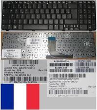 Teclado Azerty Francés HP G61 CQ61 MP-08A96F0-920 9J.N0Y82.60F 532819-051 Negro