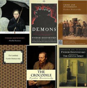 FYODOR-DOSTOEVSKY-Books-Kit-The-Idiot-Demons-24-Books-P-D-F-Eb00k