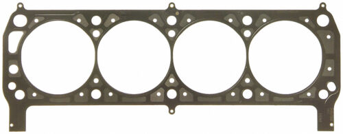 """NEW Fel-Pro Head Gasket 1137SD-5 Ford Small Block V8 4.210/"""" Bore .052/"""" Thick"""