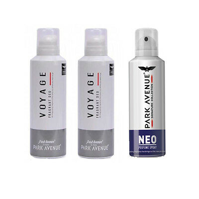 Park Avenue Buy 2 Get 1 Free 2 Voyage 1 Neo Deo 130mleach
