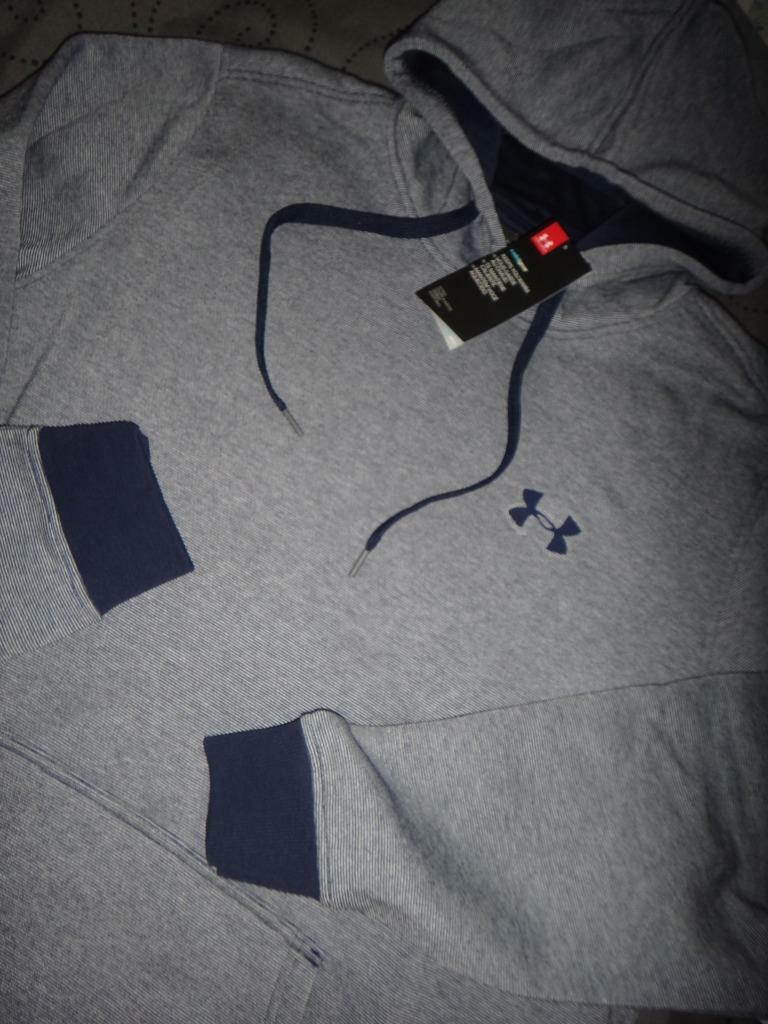 UNDER ARMOUR COLD GEAR HOODIE SIZE 3XL MEN NWT