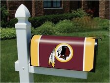Washington Redskins All-Weather Vinyl Mailbox Cover