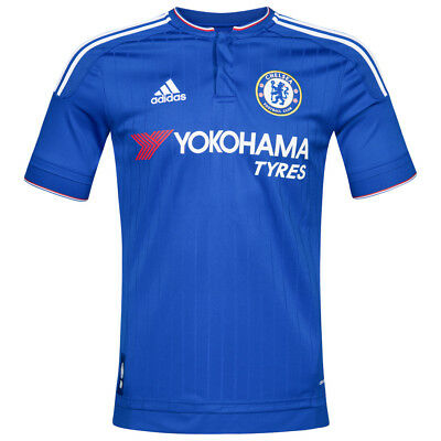 FC Chelsea London adidas Kinder Heim Trikot Fußball Fan Jersey S11681 neu