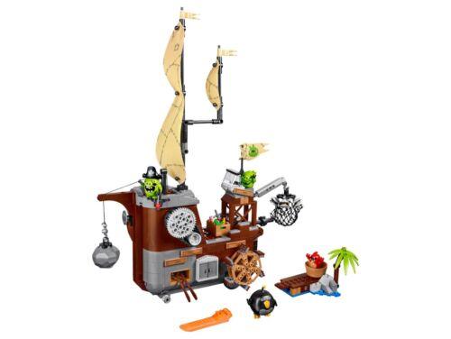 LEGO® Angry Birds™ 75825 Piggy Pirate Ship NEU /& OVP