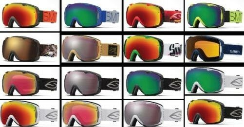 Smith Optics I o Ski Goggles - Snowboard Goggles - Goggle - New