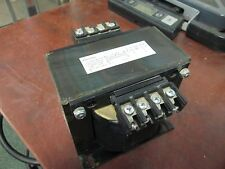 Square D Control Transformer 9070t750d1 750kva Pri 240480v Sec 120v Used
