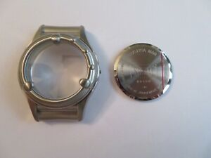 Watch Housing/Watch Case Complete With Glass Storm NUCTICA MAN New