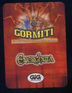 Gormiti Energheia + Fanbook Lagslkxu-08002619-325305771