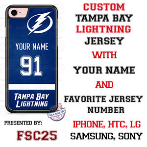 Tampa-Bay-Lightning-Personalized-Hockey-Jersey-Phone-Case-Cover-for-iPhone-etc