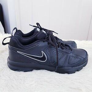 Nike T-Lite Xi Homme Chaussures De Loisirs UK 6 Noir Chaussures Baskets 40 616544 -007 euros