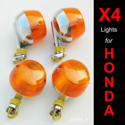 Honda CB125S S90 CD50 CD65 SS50 CD125 CD175 Turn Signal Blinker Indicator Winker