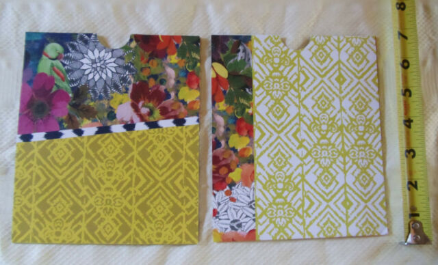 Anthropologie 20 Colorful Envelopes Random Assortment Anthro Party 4 Invitations
