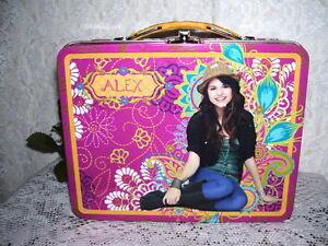 Disney Metal Lunchbox Alex