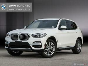 2018 BMW X3 XDrive30i | Certified Series | No Accidents