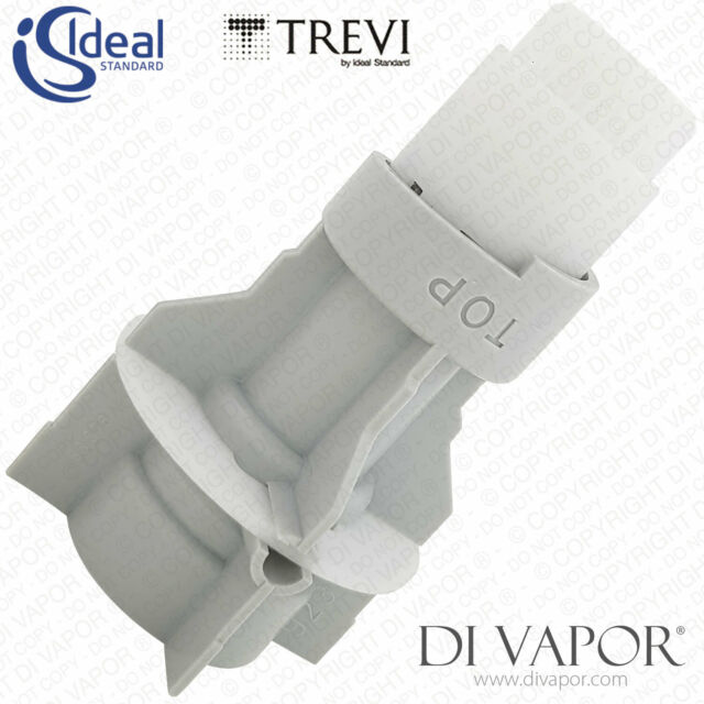 Chrome Ideal Standard A963506AA Trevi Therm temperature control handle new style