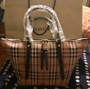 Image Is Loading Burberry Salisbury Tote Small Brand New