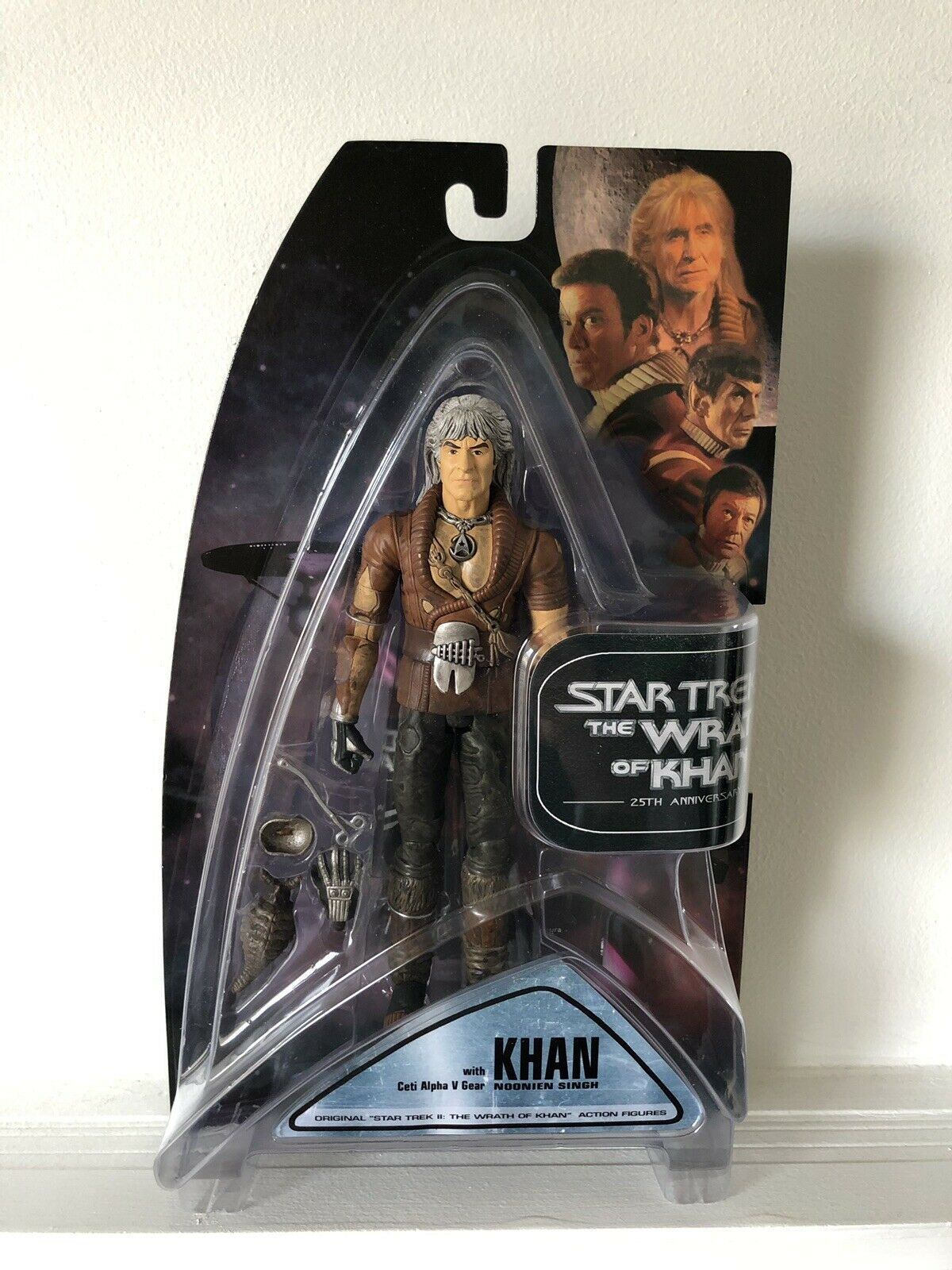 Diamond Select Toys Star Trek Trek Trek II   The Wrath of Khan - Khan Action Figure f27cfa