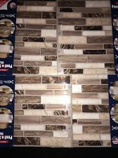 Peel And Stick Mosaics. Backsplash. Total 20 Sheets.
