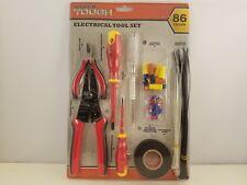 Hypertough 86 Piece Electrical Tool Set Electrician Repair Kit Wmc2013112