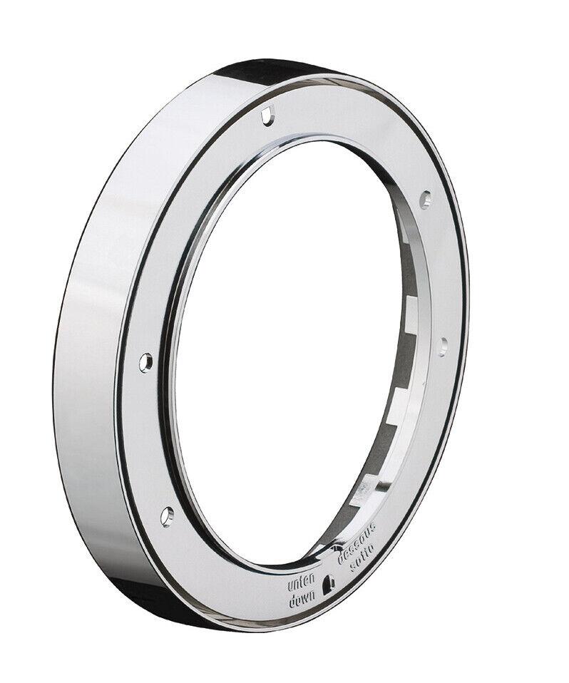 Hansgrohe VerlängerungsRosatte für iBox universal d 170 mm chrom | Lebensecht  | New Style  | Online  | Online-Exportgeschäft