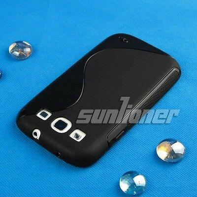 TPU Gel Case Cover Skin for Samsung Galaxy S III ,S3,GT- i9300, S3 Neo