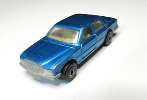 RARE ⭐️❤️Matchbox Superfast Mercedes 450 SEL 1979 Lesney BLUE GORGEOUS!