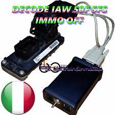 INTERFACCIA SCODIFICA IAW 59F 5AF 5SF 5AM DUCATI + CONNETTORE 59F