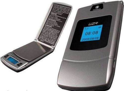 Proscale WZR100 Feinwaage 100 x 0,01g Handydesign Digitalwaage Münzwaage scale