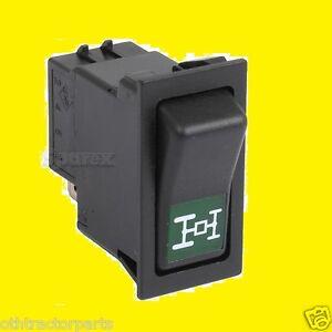 Case IH CNH 82012288 4WD FWD Rocker Switch CX50 CX70 CX90 CX100 5120 5140 MX120
