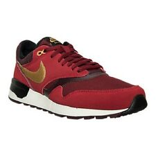 item 1 Men's Nike Air Odyssey Casual Shoes, 652989 602 Sizes 8.5-11 Gym Red/Met  Gold/Te -Men's Nike Air Odyssey Casual Shoes, 652989 602 Sizes 8.5-11 Gym  ...