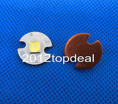 20W Cree XLamp XHP 50 Cool White LED 2546lm@19W 6v J4 1C Sinkpad 16mm Copper Sta