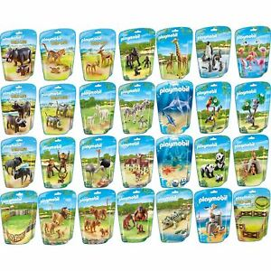 Playmobil-Animals-Wild-Life-Sea-Zoo-City-Life-Accessory-Assortment-Pack