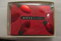 Hallmark Christmas Card Beh1174 $9.99 18 Count Get Free Shipping