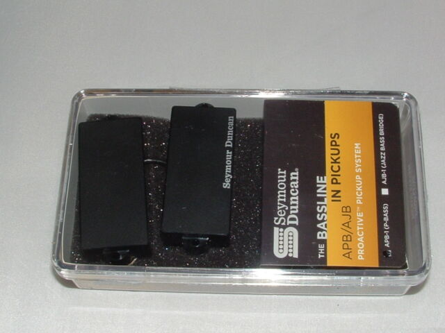 Seymour Duncan Basslines APB 1 Pro Active Precision Bass Pickup | eBay